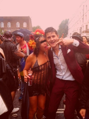 notting hill carnival Anonymous